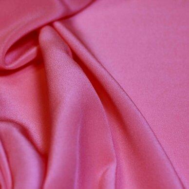 Rožinės spalvos lengvas šilkas 6