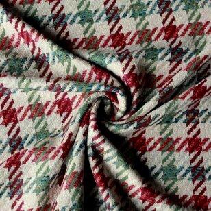 Lengvas vilnos tvidas švarkeliui suknelei