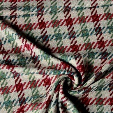 Lengvas vilnos tvidas švarkeliui suknelei 2