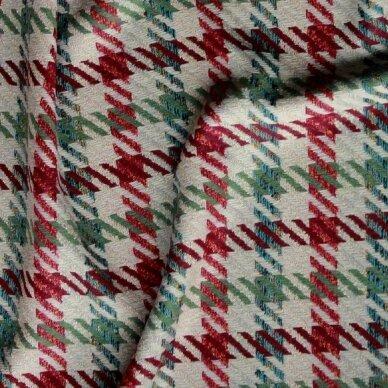 Lengvas vilnos tvidas švarkeliui suknelei 7