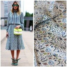 Kaip pasirinkti audinį suknelei